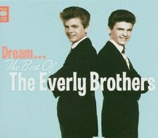 The Everly Brothers Best Of 2-CD NEW SEALED Bye Bye Love/Wake Up Little Susie+