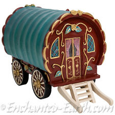 Just Launched New Fairy House/ Gypsy Caravan /Enchanted Fairy /miniature Home