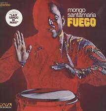 Mongo Santamaria LP Fuego - new vinyl - NEU