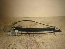 BMW 530D M SPORT E39 AUTO 2002 SALOON O/S DRIVERS SIDE REAR WINDOW REGULATOR