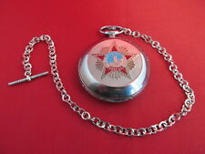 MECHANISCHE MOLNIJA Taschenuhr POCKET WATCH 掛表 挂表