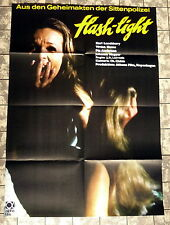 FLASH LIGHT / WHIRLPOOL * A1-FILMPOSTER - German 1-Sheet´71 EROTIK