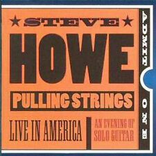 Steve Howe : Pulling Strings CD (2000)
