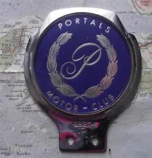 Used Car Mascot Badge : Portals Motor Club by Renamel