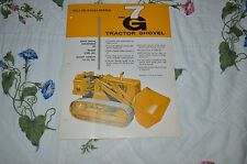 Allis Chalmers HD-7G Crawler Loader Dealers Brochure YABE11 Ver38