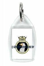 HMS FURIOUS KEY RING (ACRYLIC)