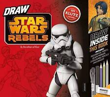 Star Wars Rebels How to Draw Activity Book - KLUTZ - Paperback - NEW
