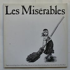 Les misérables CLAUDE MICHEL SCHONBERG BOUBLIL NATEL 310086 7