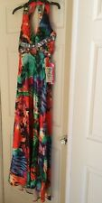 Step İn Out Prom Home Coming Cruise Cocktail Party Evening Junior  Dress 3/4 NWT