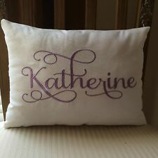 Children's Room, Nursery, Personalized Pillow