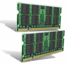 Samsung 4Gb 2x 2Gb DDR2 667 Mhz Pc-5300s Ram Notebook Speicher 200pin SoDimm