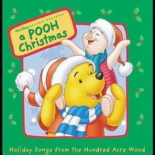 Winnie the Pooh Christmas 1994 by Hol. Songs 100 Acre