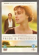 (GW383) Pride & Prejudice - 2006 DVD