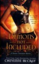 A Night Tracker Novel: Demons Not Included 1 by Cheyenne McCray (2009, Paperback