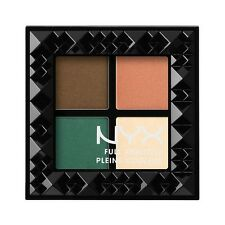 NYX COSMETICS FULL THROTTLE EYESHADOW 4 PAN PALETTE - FTSP02 EXPLICIT