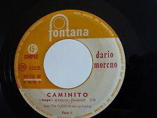 DARIO MORENO Caminito / adios muchachos 261176 JUKE BOX