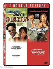Breakin' All the Rules/Two Can Play That Game (DVD, 2009, 2-Disc Set)