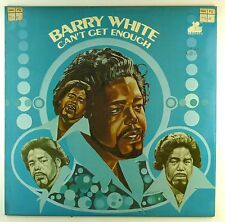 """12"""" LP - Barry White - Can't Get Enough - A4533 - washed & cleaned"""