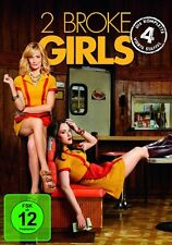 3 DVD-Box ° 2 Broke Girls ° Staffel 4 ° NEU & OVP