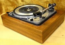 DUAL 1019 VINTAGE TURNTABLE WITH PLINTH AND CARTRIDGE