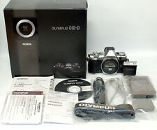 Olympus OM-D E-M5 II Digital Camera - Silver (Body Only)