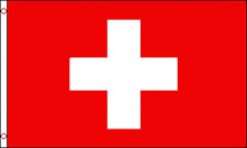 """""""SWITZERLAND"""" 2x3 ft flag polyester 2016 euro cup"""