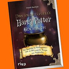 Dinah Bucholz   Das inoffizielle Harry Potter Kochbuch   Von Butterbier ..(Buch)
