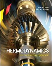 Thermodynamics: An Engineering Approach 8 Int'l Edition