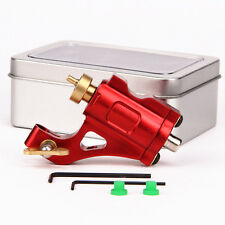 CNC  Aluminium Alloy Rotary Tattoo Machine Motor Tattoo Gun Shader Liner Red