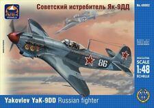 ARK MODELS 48002 RUSSIAN FIGHTER YAKOVLEV YAK-9DD WWII SCALE MODEL KIT 1/48
