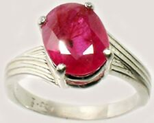 19thC Antique 3½ct Ruby Gem Ancient Greece Rome Theophratus Plato Pliny Heraclea
