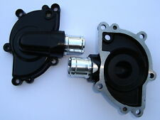 Ducati Water Pump Cover 5-Bolt Ducati 749/749S/749R/​999/999S/999R  Black