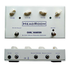 Carl Martin Headroom spring Reverb guitar effect pedal new