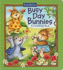 Busy Day Bunnies: A Carry Along Treasury Carry Along Books