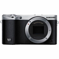 Samsung NX500 Mirrorless Digital Camera - Black