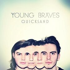 Young Braves - Quicksand [New CD Single] UK - Import