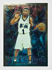 TRACY MCGRADY GEMS #169 2000 TOPPS FINEST INSERT CARD - NEAR MINT RARE