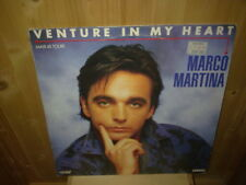"MARCO MARTINA venture in my heart 12"" MAXI 45T Italo"