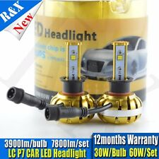 Canbus 6000K H1 High Power 60W Auto LED Car Headlight Kits Bulbs DC8-32V 7800lm