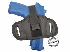 Semi-molded Thumb Break Pancake Belt Holster for Walther P5