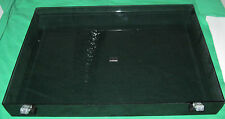p. Panasonic SL-H50BP Turntable parts  Dust cover with hinges