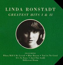 Linda Ronstadt GREATEST HITS I & II Best Of 23 Songs ESSENTIAL COLLECITON New CD