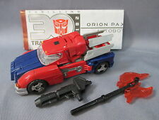 """Transformers Generations """"ORION PAX"""" Thrilling 30 Complete C9 2013 30th"""