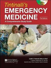 Tintinalli's Emergency Medicine: A Comprehensive Study Guide, Seventh Edition (B