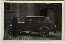 PHOTO ANCIENNE - VOITURE TACOT TRACTION BELGIQUE - CAR 1930 - Vintage Snapshot