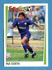 PANINI SUPERCALCIO 1994-95 - Figurina/Sticker n. 167 - RUI COSTA -FIORENTINA-New