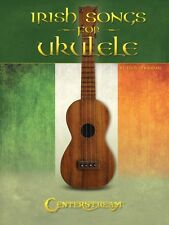 Irish Songs for Ukulele Sheet Music Fretted Book NEW 000103153