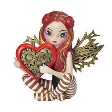CLOCKWORK VALENTINE FAERIE Fairy Figurine Jasmine Becket-Griffith Strangeling