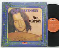 Eric Clapton        Pop History        Polydor        NM # A
