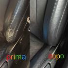 Kit Ripristina Colore Spallina Pelle AUDI NERO SOUL Ritocco interni A3 A4 A5 LL